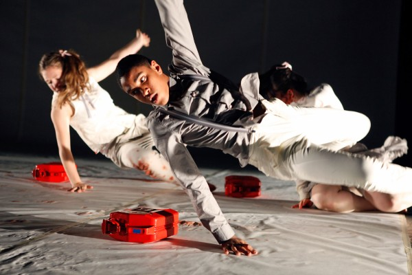 spinaTheater junges Ensemble Solingen | Brandmale | © Daniela Tobias