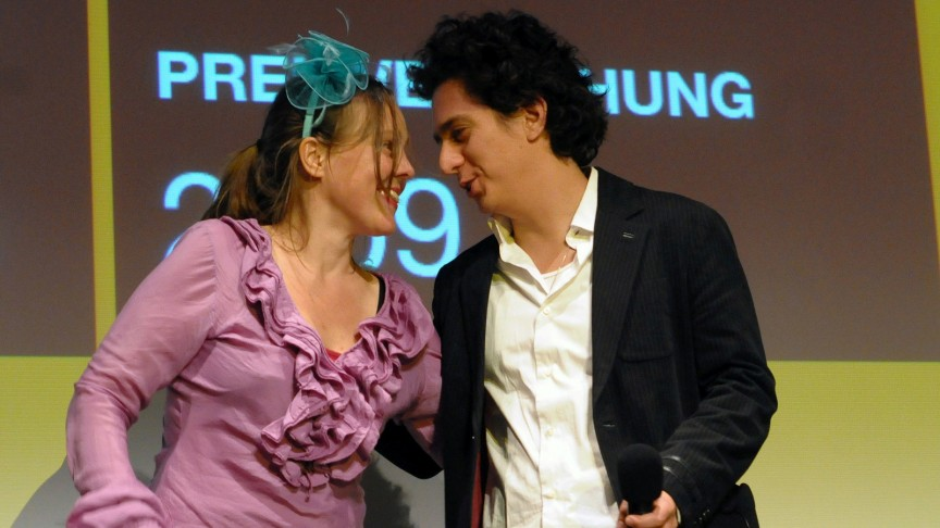 International Literature Award 2009 | The Winners: Friederike Meltendorf, Daniel Alarcón