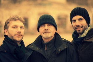 Qluster (left to right: Onnen Bock, Hans-Joachim Roedelius, Armin Metz) | © Stefan Maria Rother