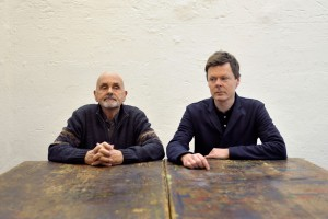 Hans-Joachim Roedelius and Stefan Schneider | © Peter Stumpf