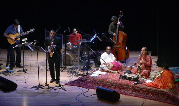 Rudresh Mahanthappa's Kinsmen | Photo: La Frances Hui