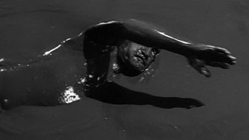 Film still from Le Salaire de la Peur (1953)
