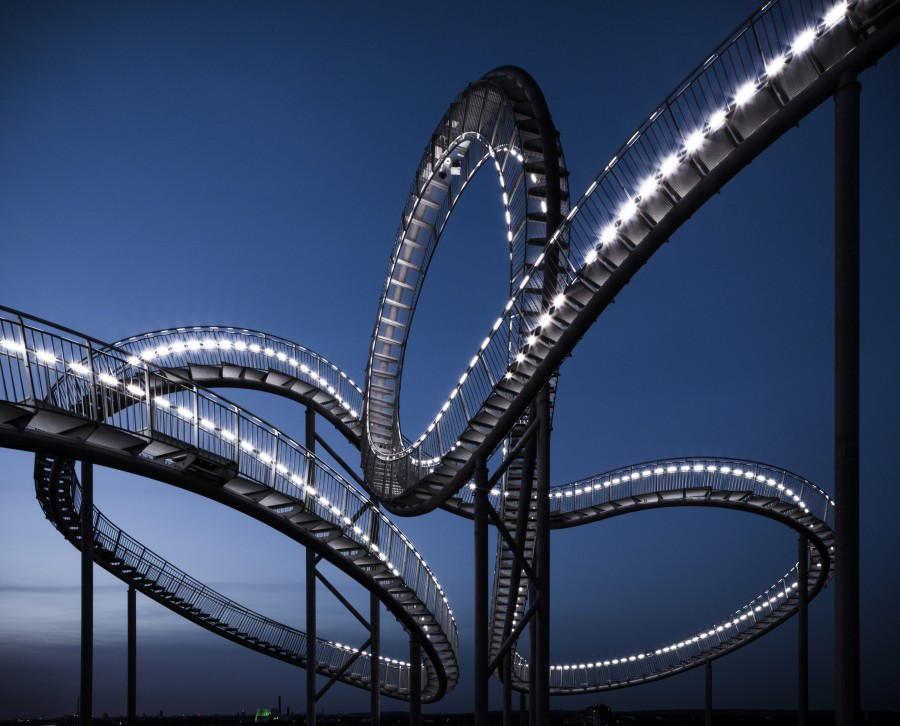 tiger and turtle - magic mountain, © Heike Mutter / Ulrich Genth, 2009–2011 | Photo: © Martin Siegner / FRMEZ