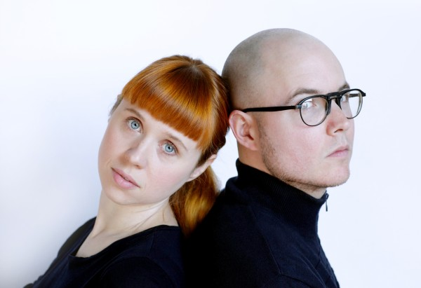 Holly Herndon and Mat Dryhurst | Photo: Suzy Poling