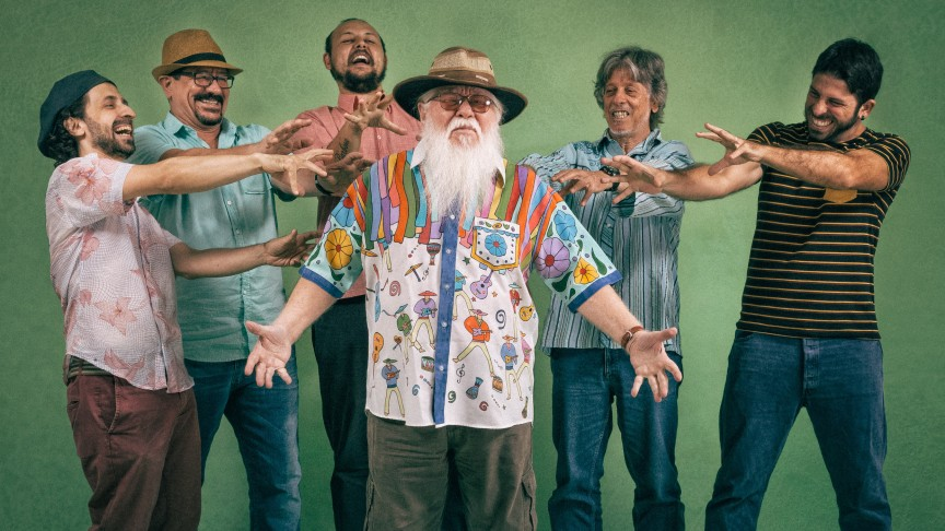 Hermeto Pascoal and band | Photo: Gabriel Quintão