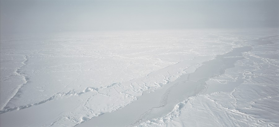 Arctic Ocean, 2001. Photo: Armin Linke